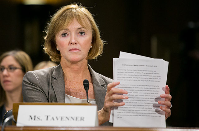 Marilyn Tavenner (Photo: Alyson Fligg/Sipa USA/Newscom)