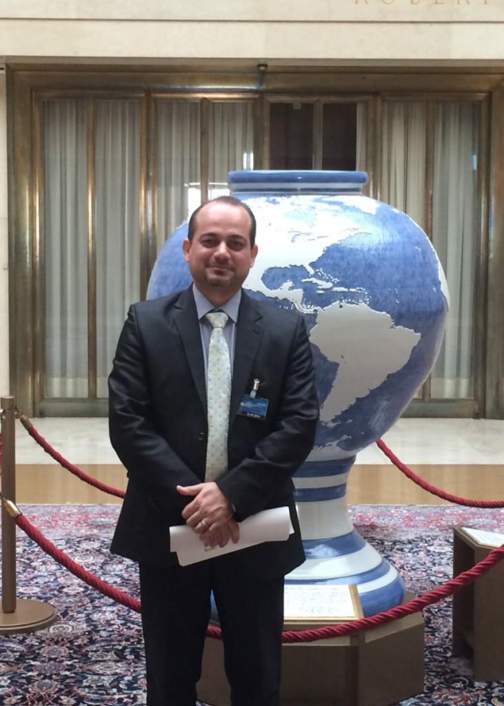 Ali Albayati, a neurologist from Baghdad, was instrumental in facilitating care for Hasan.
