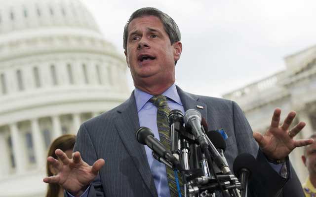 Sen. David Vitter (R-LA) (KEVIN DIETSCH/UPI/Newscom)