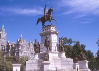 Capitol in Richmond, Virginia - VA