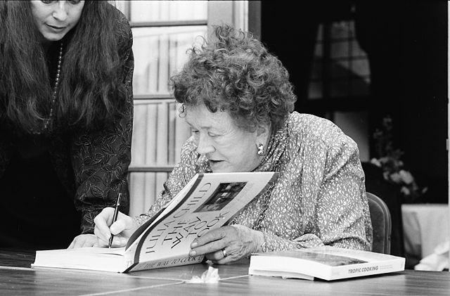 Photo credit: Miami Book Fair International/Wikipedia