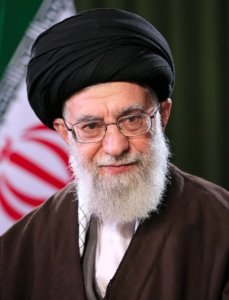 Ali Khamenei, Supreme Leader of Iran since 1989