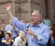 Gov.-elect Greg Abbott of Texas