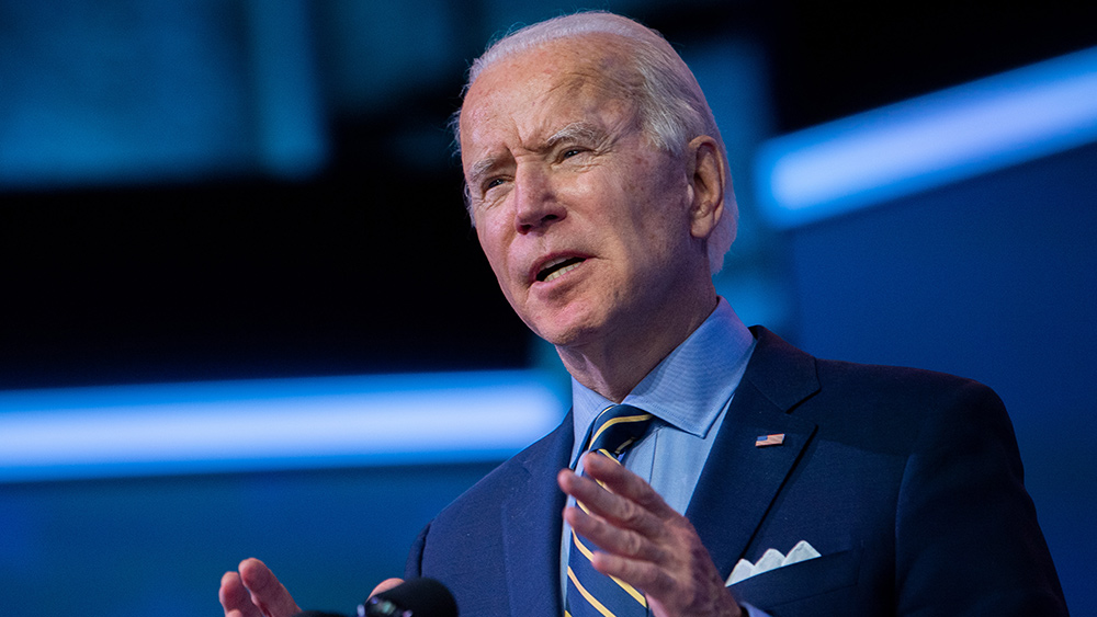 Image: COVID THEATER: Turns out Biden's vaccine mandate for employers was a bluff; no idea when or if OSHA will ever issue rule