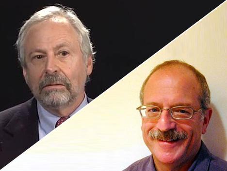 Professors Ian Lustick and Joseph Levine
