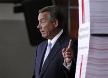 APTOPIX Health Care Boehner