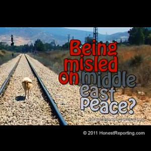 Are You Being Misled on Middle East Peace?