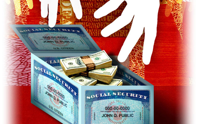 double dipping Social Security