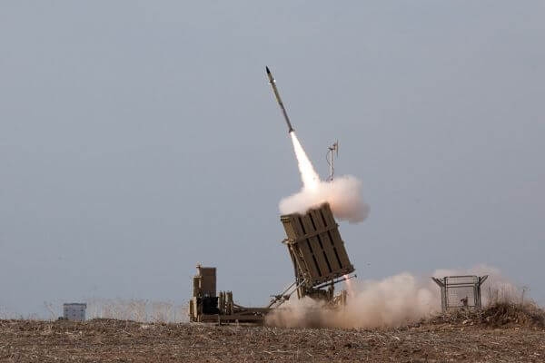 Israel's Iron Dome.