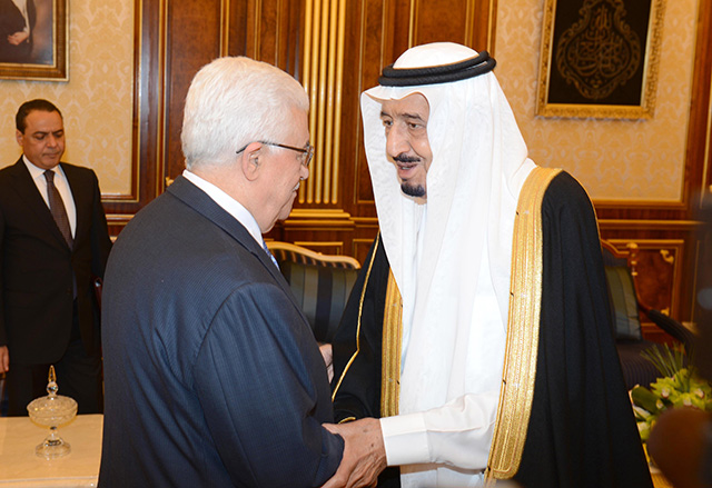 A brother of Abdullah, Crown Prince Salman, will take over as king. (Photo: Thaer Ganaim/APA Images/ZUMAPRESS.com)