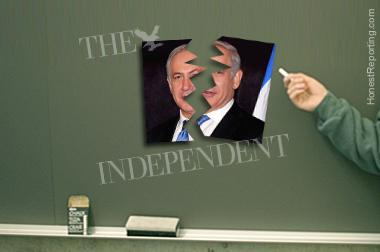 Hateful Academic Lets Rip at Bibi