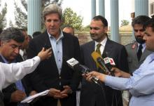 Afghanistan John Kerry