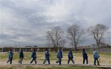 Inmates Graduation