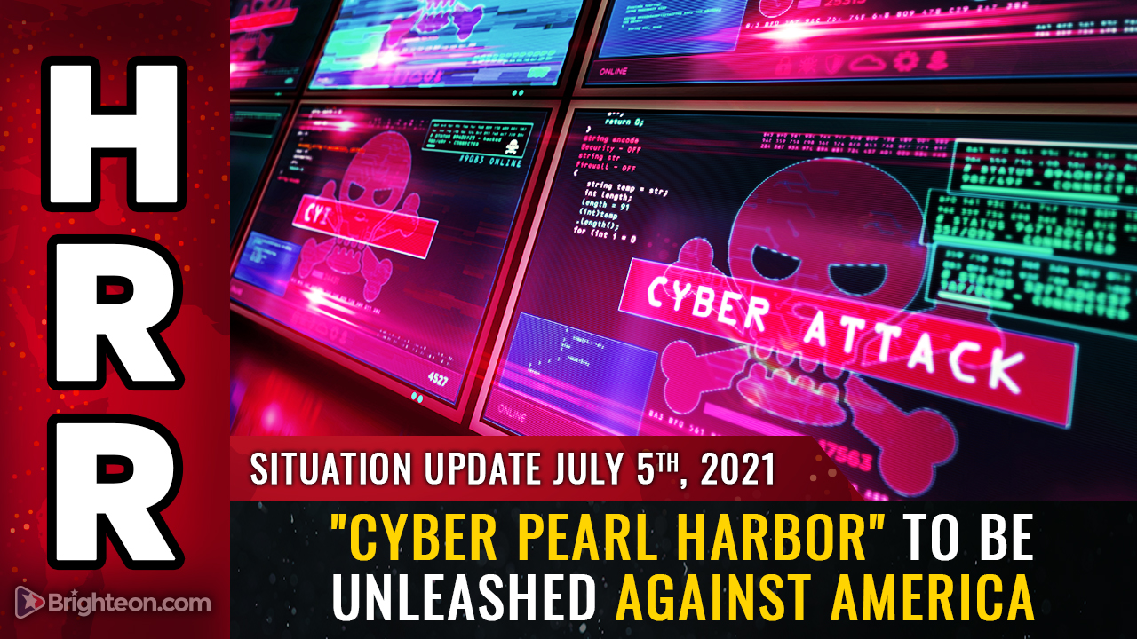 """Image: Japan defense official warns that China is planning a """"Pearl Harbor"""" strike on America, and it will likely target the power infrastructure"""