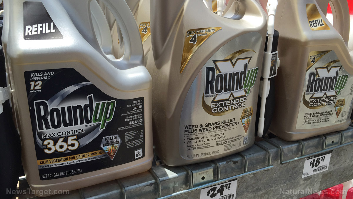 """Image: Study reveals Bayer's Roundup linked to """"a host of chronic and mental illness"""""""