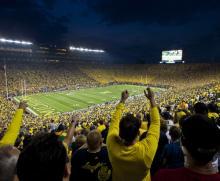 Michigan vs. Notre Dame