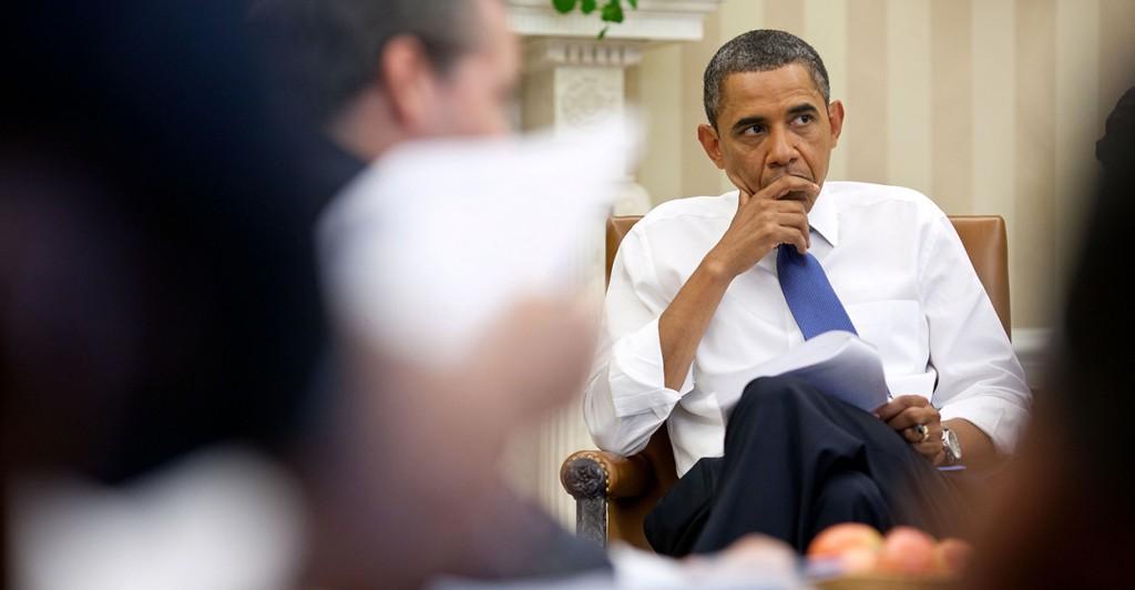 Photo: White House/Pete Souza