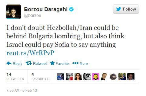 Borzou Daragahi