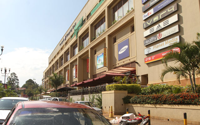 Westgate Mall in Nairobi, Kenya. (Photo: George Mulala/Polaris/Newscom)
