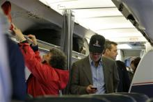 Cellphones Planes Travelers