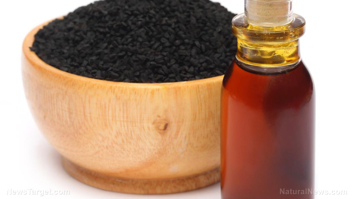 Image: Nigella sativa (black seed) prevents covid-induced vascular damage, scientists conclude in published paper indexed by NIH