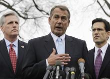 Boehner, Cantor, McCarthy