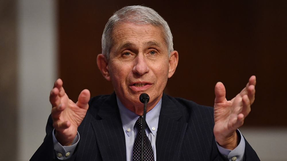 Image: Fauci threatened the careers of scientists who publicly supported the coronavirus lab leak theory