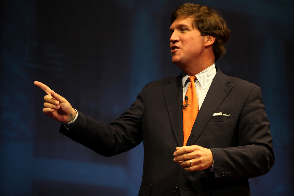 Image: Tucker Carlson is RIGHT to question the dogma surrounding Covid-19 vaccines