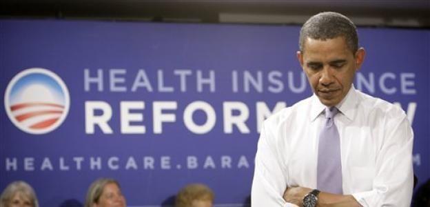 President Barack Obama. (AP)