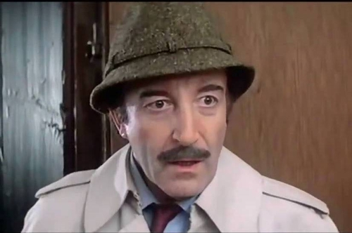 Perhaps Inspector Jacques Clouseau really worked for the Belgian police.