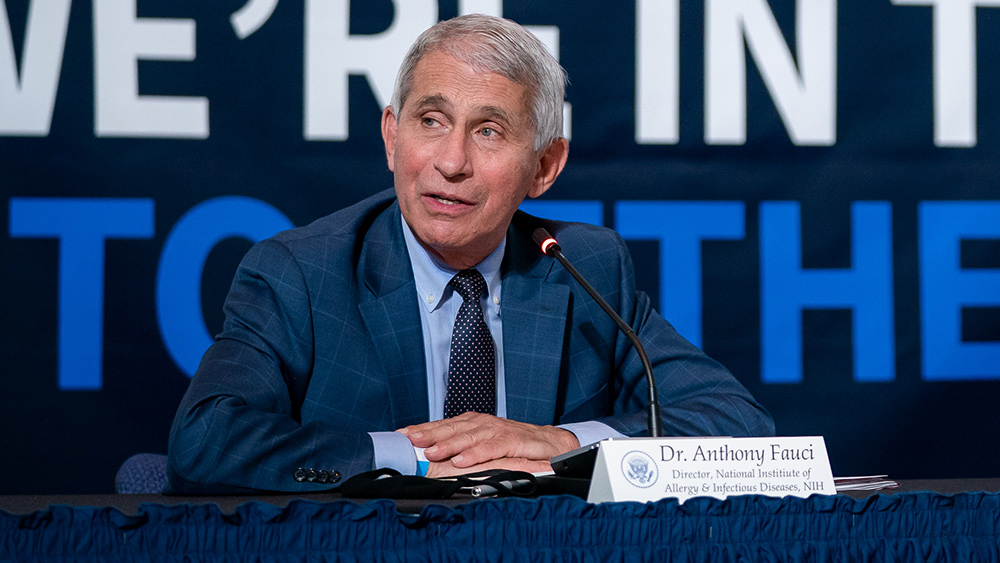 """Image: Fauci lied about email releases, said he had """"no control"""" while rules revealed he """"personally reviewed each one"""""""