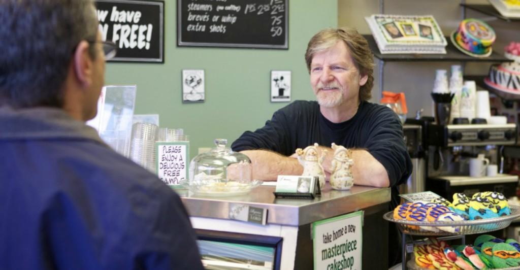 Jack Phillips at his Masterpiece Cakeshop. (Photo courtesy Alliance Defending Freedom)