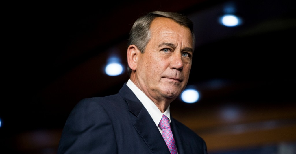 House Speaker John Boehner is staying focused on fundraising as members of the House Freedom Caucus criticize that his leadership has undercut the conservative agenda. (Photo: Bill Clark/CQ Roll Call/Newscom)