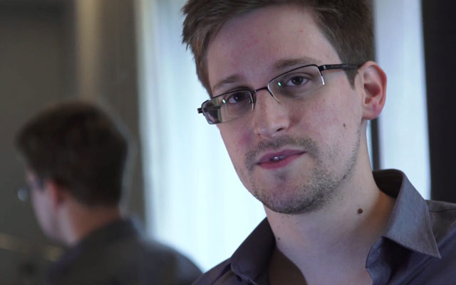 Guardian/Glenn Greenwald/Laura Poitras/EPA/Newscom
