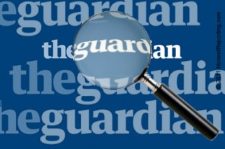 The Guardian under the magnifying glass