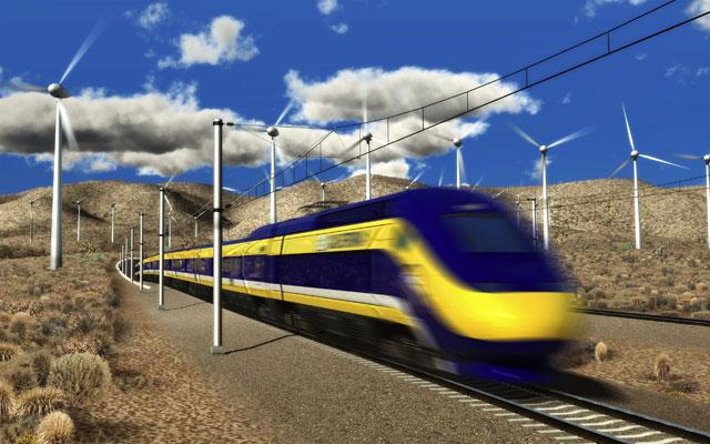 High Speed Rail Authority/ZUMApress/Newscom