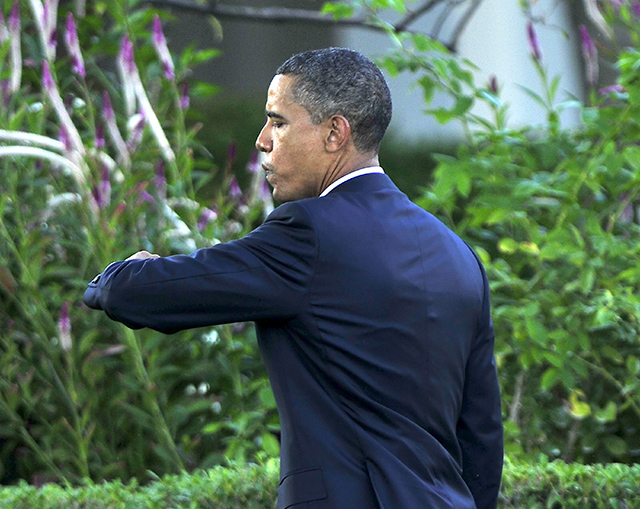 Obama Speaks to Student Athletes