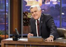 TV Tonight Show Leno Fallon