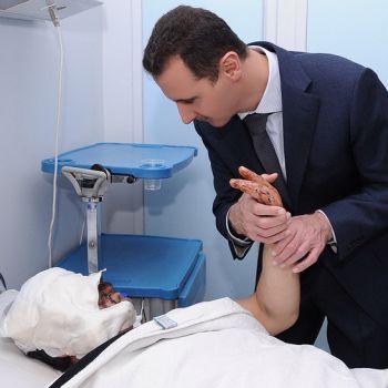 Assad Instagram