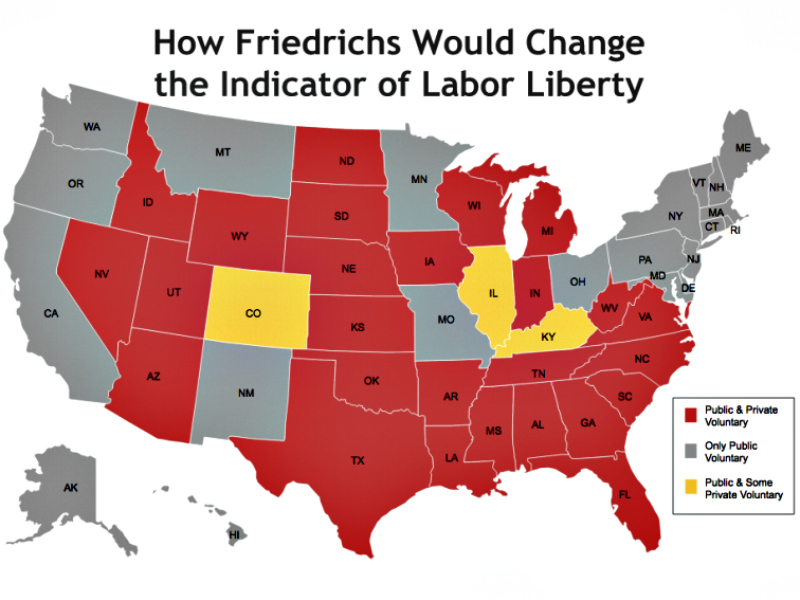 Map: Center for Worker Freedom