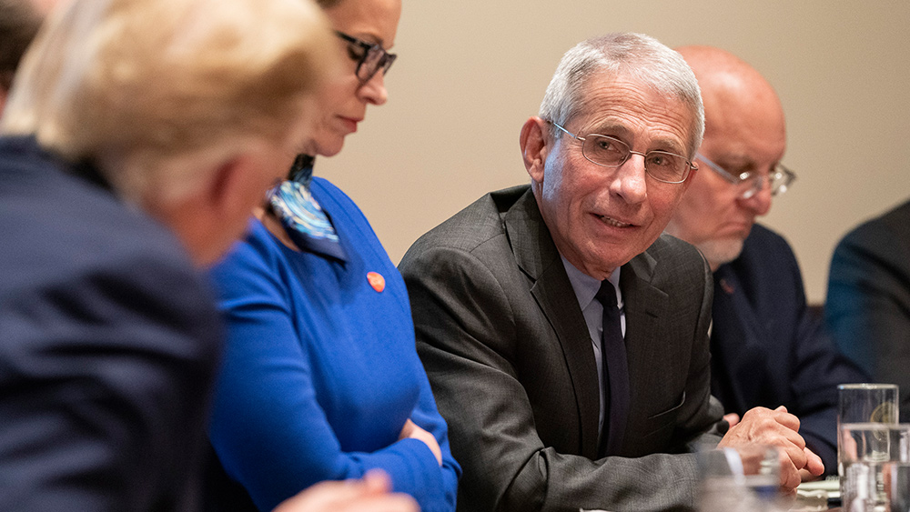 """Image: Fauci says 3 shots needed for """"full vaccination,"""" while the double-vaxxed will LOSE their vaccine passports"""