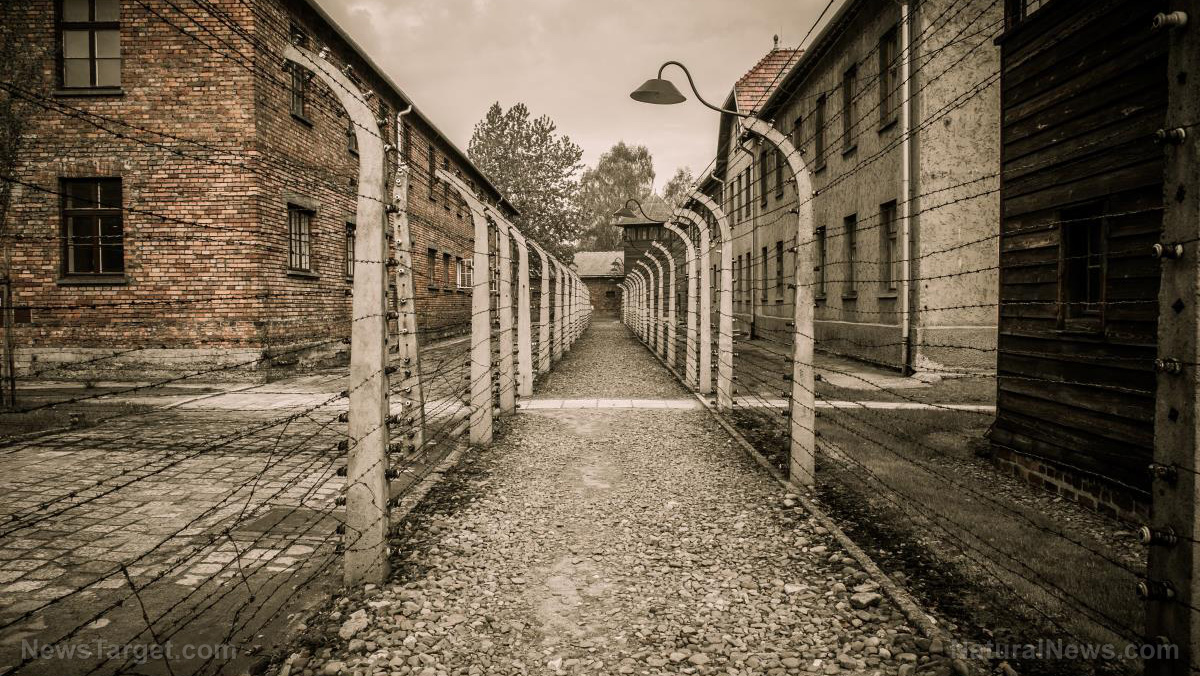 Image: Second Holocaust? CDC covid camps have no plans to allow healthy people to leave