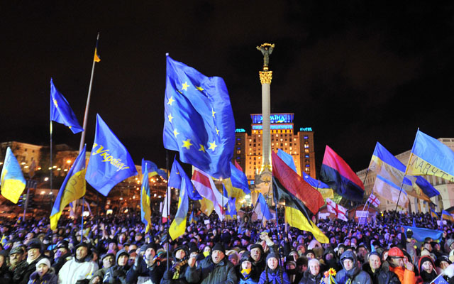 GENYA SAVILOV/AFP/Getty Images/Newscom