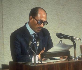 Anwar Sadat Jerusalem