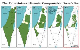misleading palestinian maps