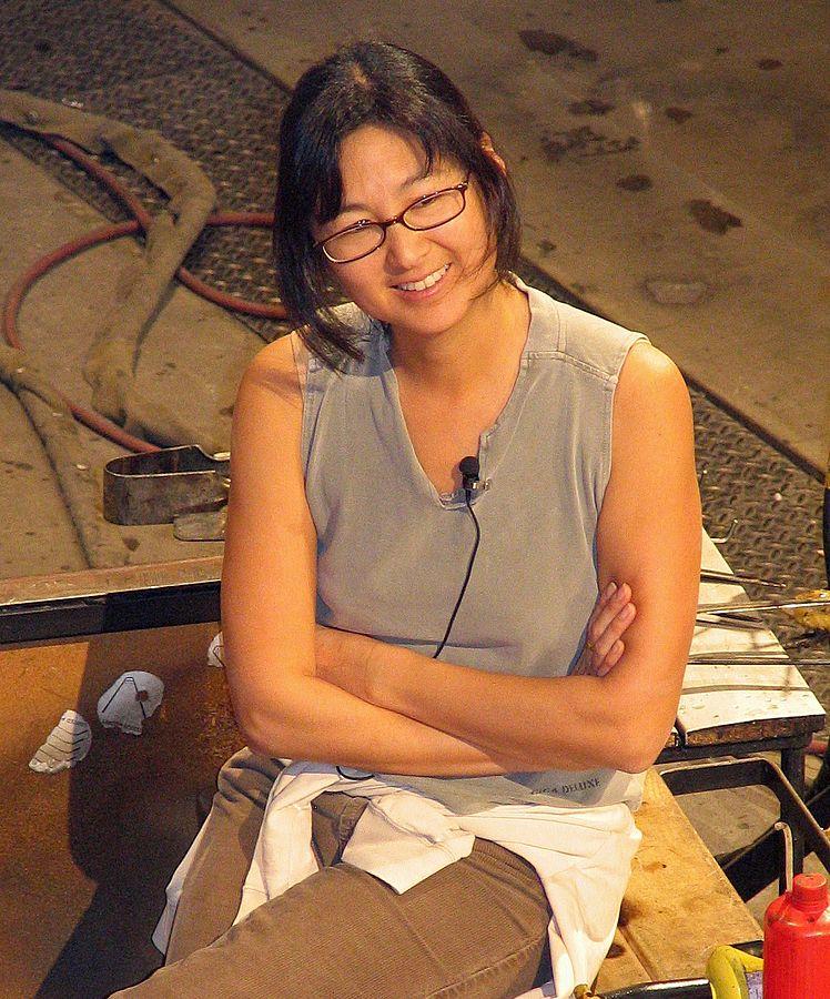 Maya Lin in 2007. (Photo: Wikimedia Commons)