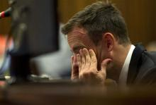 APTOPIX South Africa Pistorius Trial