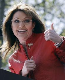 Sarah Palin, Tea Party