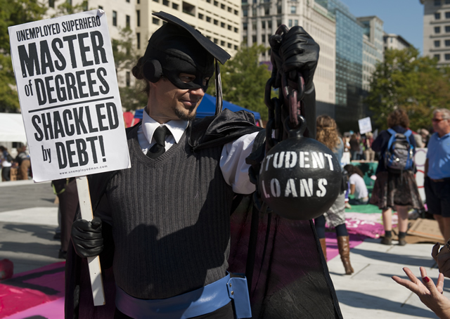 OWS-student-loans