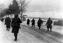 101st Airborne in Bastogne, 1944